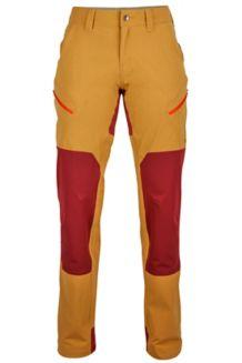 Wm's Limantour Pant, Camel/Madder Red, medium