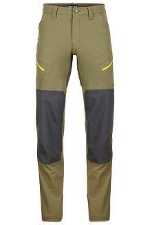 Limantour Pant Long, Burnt Olive/Slate Grey, medium