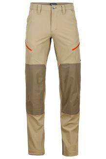 Limantour Pant Short, Desert Khaki/Cavern, medium