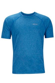 Accelerate SS, New True Blue Heather, medium
