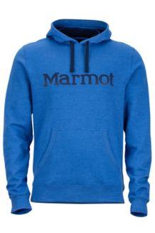 Marmot Hoody, Varsity Blue Heather, medium