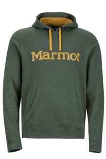 Marmot Hoody, Crocodile Heather, medium