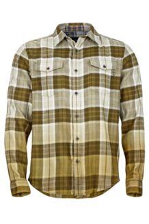 Dillion Flannel LS, Winter Pine, medium