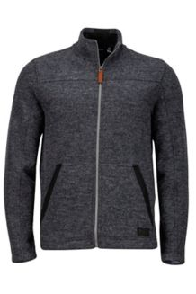 Bancroft Jacket, Charcoal Heather, medium