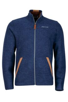 Bancroft Jacket, Dark Indigo Heather, medium