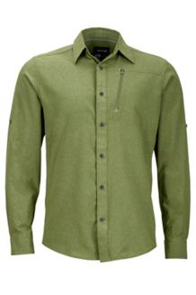 Boreas LS, Stone Green, medium
