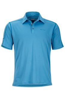 Sinitas Polo SS, Slate Blue, medium