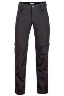 Transcend Convertible Pant L, Black, medium