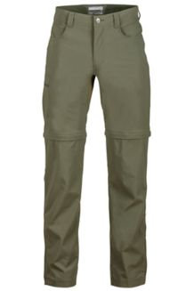Transcend Convertible Pant S, Grape Leaf, medium