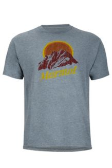 Pikes Peak Tee SS, Ash Heather, medium