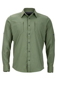 Trient LS, Stone Green, medium