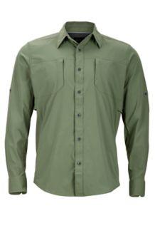 Trient LS, Stone Green, medium