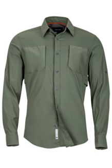Trient LS, Beetle Green, medium