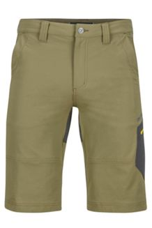 Limantour Short, Burnt Olive/Slate Grey, medium
