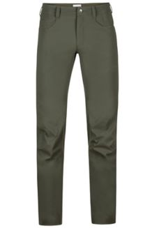 Verde Pant Short, Forest Night, medium