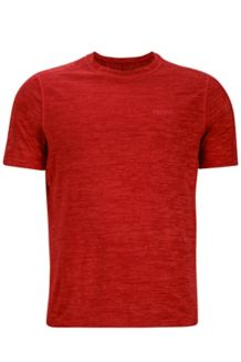 Ridgeline SS, Retro Red Heather, medium