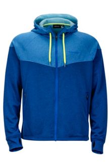VO2 Hoody, Arctic Navy Heather/True Blue Heather, medium