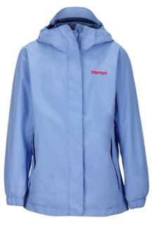Girl's Southridge Jacket, Periwinkle, medium