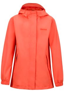 Girl's Southridge Jacket, Emberglow, medium