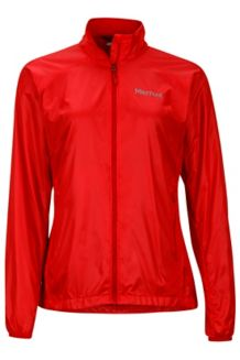 Wm's Ether DriClime Jacket, Tomato, medium
