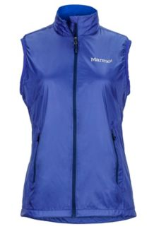 Wm's Ether DriClime Vest, Royal Night, medium