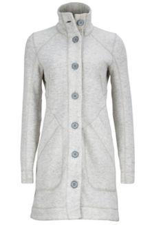 Wm's Maddie Sweater, Turtle Dove Heather, medium