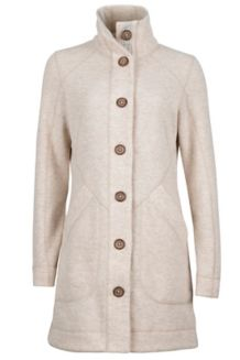 Wm's Maddie Sweater, Oatmeal Heather, medium