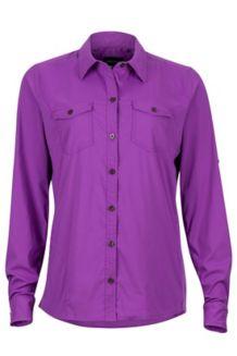 Wm's Annika LS, Bright Violet, medium