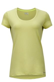 Wm's All Around Tee SS, Sprig Heather, medium