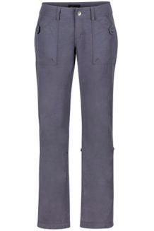 Wm's Ginny Pant, Dark Charcoal, medium