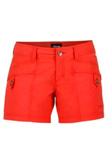 Wm's Ginny Short, Scarlet Red, medium