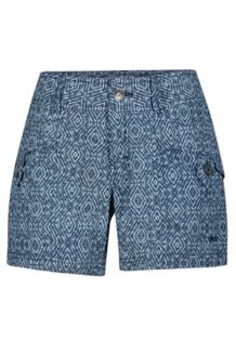 Wm's Ginny Short, Arctic Navy Ikat, medium