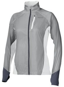 Wm's Dash Hybrid Jacket, Silver/White, medium