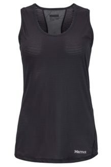 Wm's Aero Tank, Black, medium