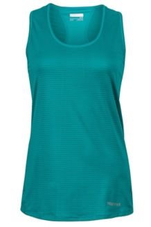 Wm's Aero Tank, Malachite, medium