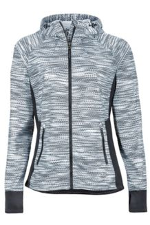Wm's Muse Jacket, Dark Charcoal Blink, medium