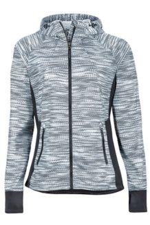 Wm's Muse Jacket, Dark Charcoal Blink, medium