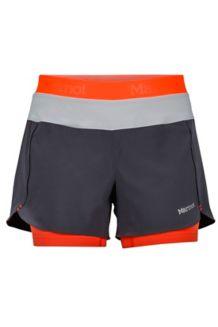 Wm's Pulse Short, Dark Charcoal/Bright Steel, medium