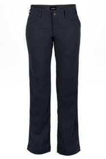 Wm's Piper Flannel Lined Pant, Dark Steel, medium