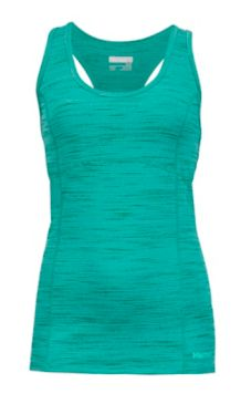 Wm's Phoebe Tank, Gem Green, medium