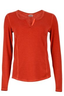 Wm's Shay LS, Madder Red, medium