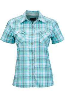 Wm's Zoey SS, Aqua Blue, medium