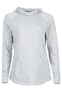 Wm's Tess Hoody, Grey Storm, medium
