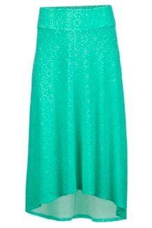 Wm's Lucia Skirt, Gem Green, medium