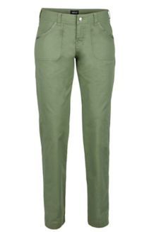 Wm's Cleo Pant, Stone Green, medium
