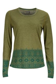 Wm's Willow LS, Fir Green, medium