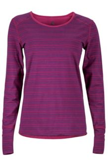 Wm's Hannah Reversible, Magenta, medium