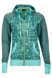 Wm's Callie Hoody, Celtic/Urban Army, medium