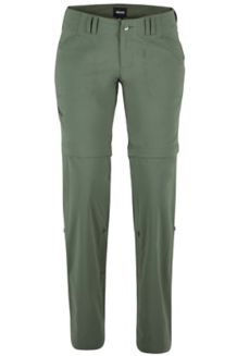 Wm's Lobo's Convertible Pant, Crocodile, medium