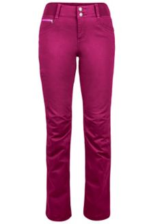Wm's Cabrera Pant, Deep Plum, medium